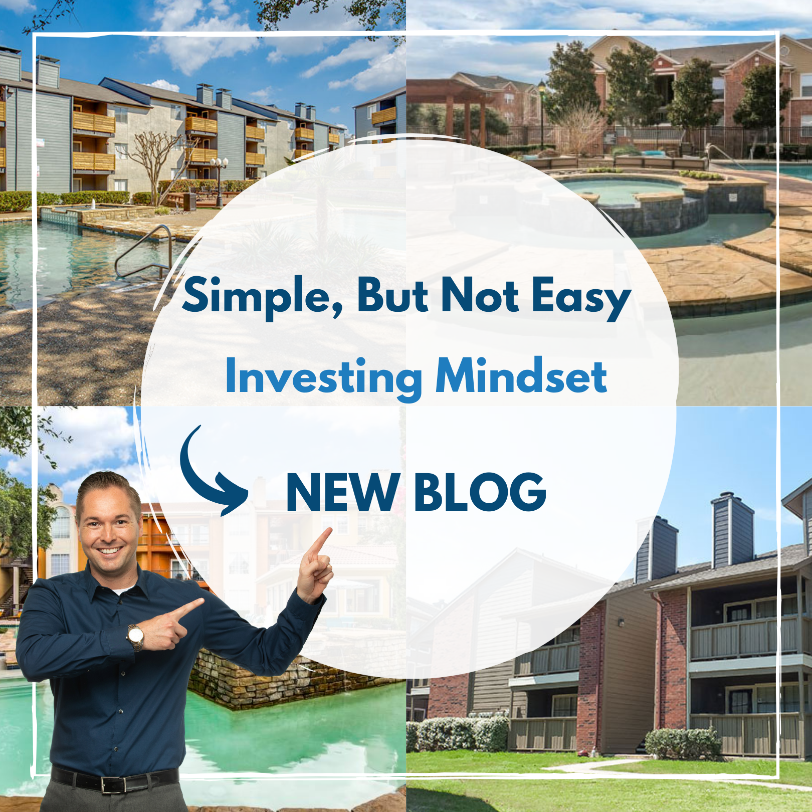 Simple, But Not Easy – Investing Mindset